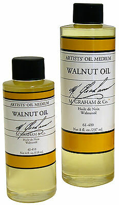 M Graham Walnut Oil - Choose Size