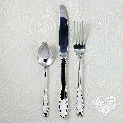 Reed and Barton ENGLISH PROVINCIAL Vintage Sterling Silver Place Set 175-1