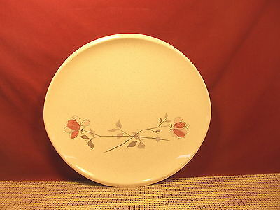 Franciscan China Duet Pattern Dinner Plate 10 3/4""