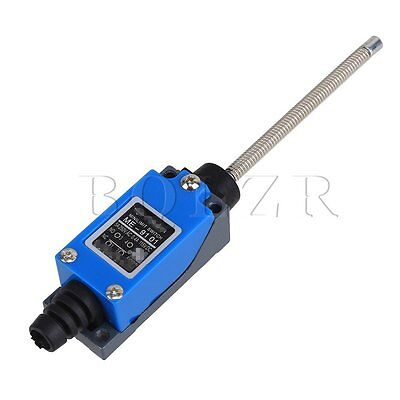 Coil Spring Rod 1NO 1NC Momentary Mechanical Control Limit Switch ME-9101