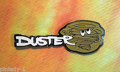 Plymouth DUSTER  - hat pin , hatpin ,  tie tac , lapel pin  , hatpin GIFT BOXED