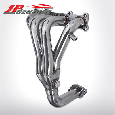 Stainless Steel Manifold Exhaust Header - Mazda Protege / 5 2.0L 4Cyl 02-03