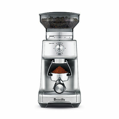 Breville BCG600SIL the Dose Control™ Pro Coffee Grinder