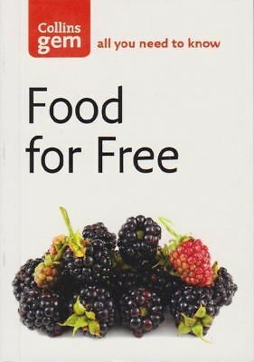 Food For Free (Collins Gem) by Richard Mabey (Paperback Book) 9780007183036