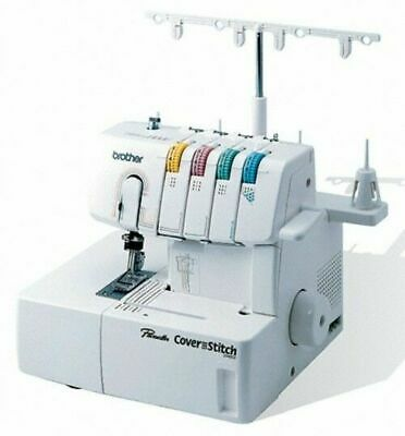 Brother Sewing Machine 2340 Coverhem 4 Thread Customer Return