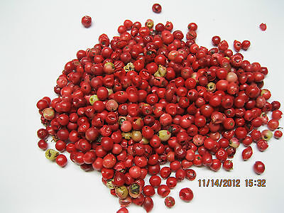Peppercorns Pink Red Peppercorn Whole Spices 2 oz ounces