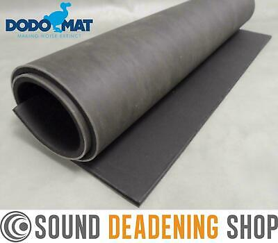 Dodo Pro Barrier MLV Mass Loaded Vinyl 8mm Car Vehicle Sound Deadening Proofing