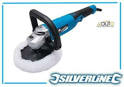 Silverline Silverstorm 129659 Sander Polisher 180mm 1500W