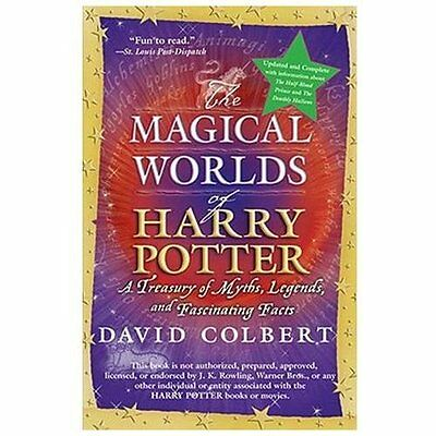 The Magical Worlds of Harry Potter - Colbert, David