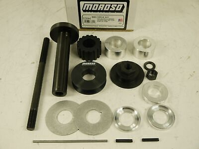 Chevy Big Block 396 427 454 Vacuum Pump &  Dry Sump Pump Drive Kit Moroso 63844