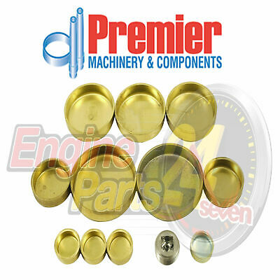 Holden 6 149 161 173 179 186 202 3.3 Brass Welch Or Welsh Core Plug Set