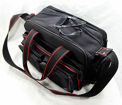 VANTAGE Camera/Lens Carry Bag-Padded With Dividers, For Lenses, Camera, Canvas