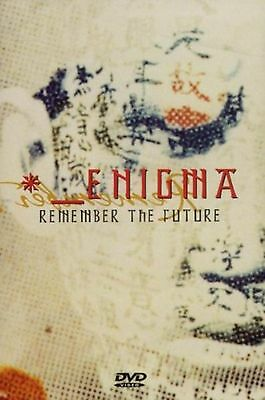 Enigma - Remember the Future - (UK seller!!!) New Sealed Region 2 Compatible DVD