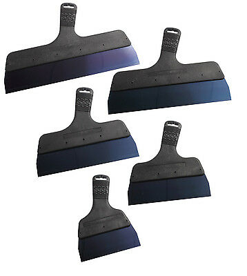 ProDec Vinyl Smoothers 6 Sizes Spreader Smoother Decorating Tool