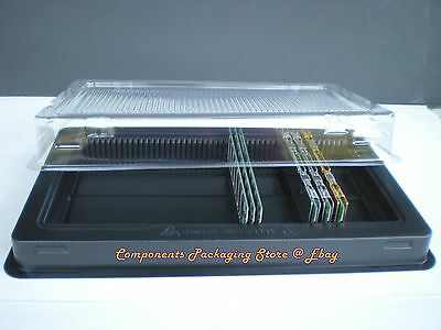 5 Server Memory Tray Container for DDR DIMM FBDIMM RDIMM Modules Fits up to 250