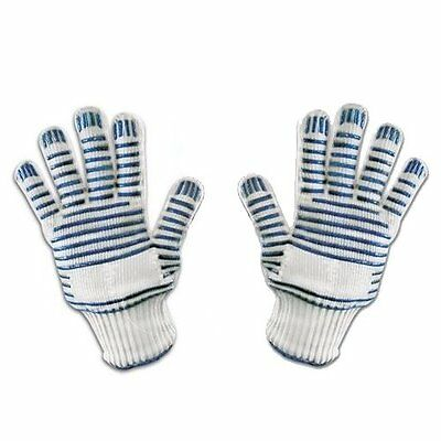 Amazing Heat Resistant Oven Gloves With Fingers High Heat Resistant-91490