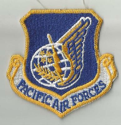 U.S. Air Force - Pacific Air Forces patch - Dark Blue Background version