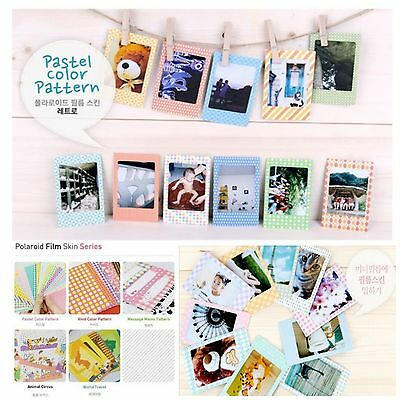Masking Sticker Fuji Film Fujifilm Instax Mini Camera Photo Scrapbook Decoration
