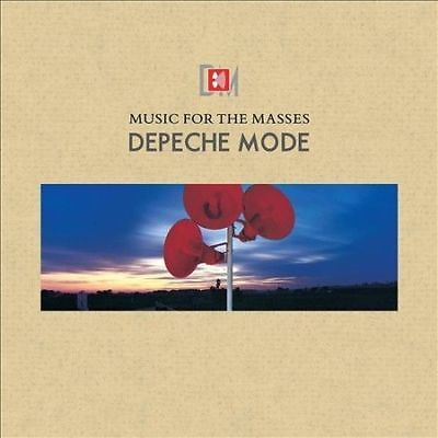 Depeche Mode - Music for the Masses (180 gram Vinyl LP) 2014 WB NEW / SEALED