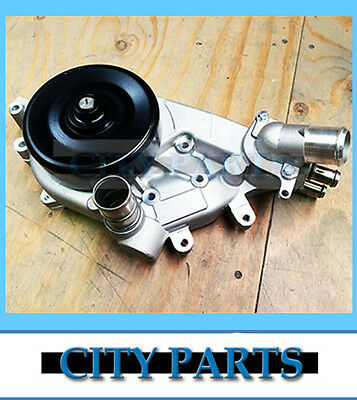 New Holden Commodore Ve Ls2 Gen4 6.0L 6.2L V8 Water Pump With Thermostat Ss