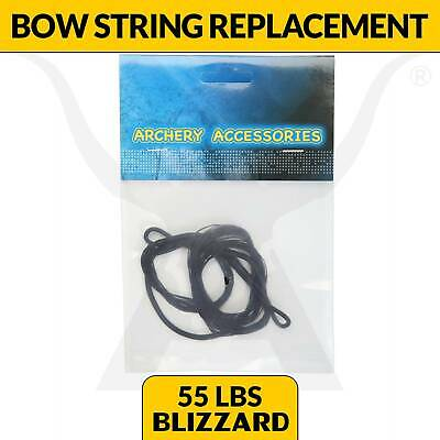 New Bow String Replacement For Apex Blizzard 55 Lbs Compound Bow Archery