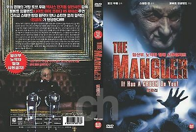 The Mangler 1995 - Region 2 Compatible DVD (UK seller!!!)  Robert Englund NEW