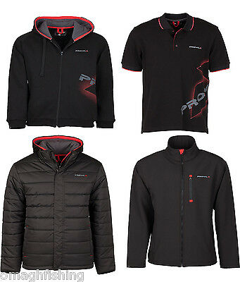 Greys Prowla Clothing*Polo Shirt, Hoody,Quilted or Softshell Jacket*Pike Fishing