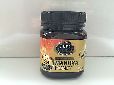Pure Gold Manuka Honey 8+ 250g