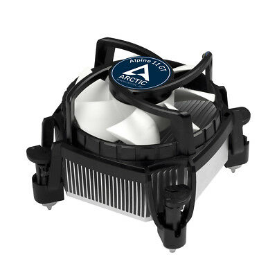 Arctic Cooling Alpine 11 GT Rev. 2 Quiet CPU Cooler Intel LGA1156/1155/1150/775