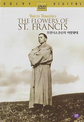 The Flowers of St. Francis - (UK seller) Aldo New Sealed Region 2 Compatible DVD