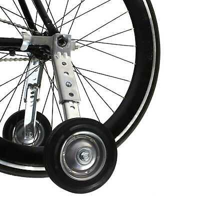 "Adjustable Adult Bicycle Bike Training Wheels Fits 20"" to 26""""SM-903RW"
