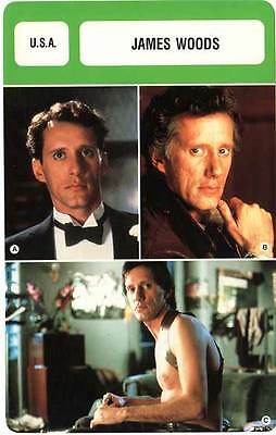 FICHE CINEMA :  JAMES WOODS -  USA (Biographie/Filmographie)