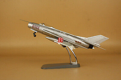 1:72 China J-6 J6 MIG-19 MIG19 Fighters Static Model