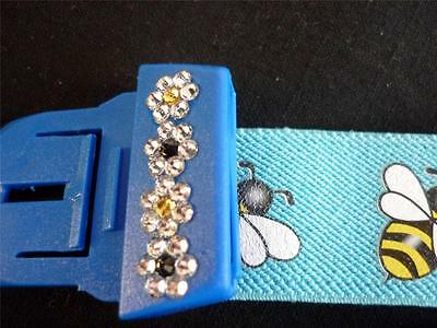 BUMBLE BUSY BEE TOURNIQUET WITH CLASP made  with Swarovski Crystals