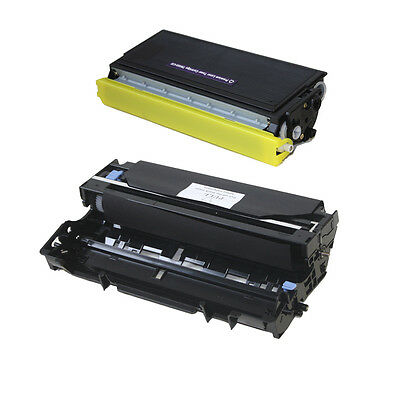 1PK TN460 Toner 1PK DR400 Drum For Brother HL FAX INTERFAX PPF DCP Series