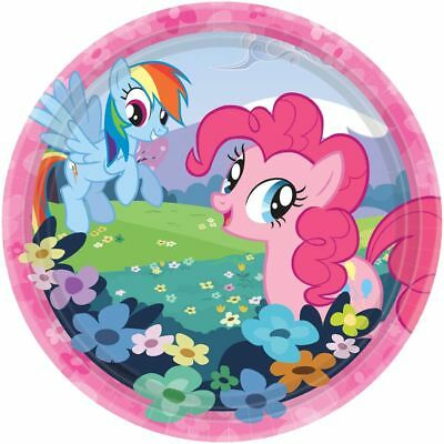 My Little Pony Party Pack for 16 -  Plates, Napkins + Cups