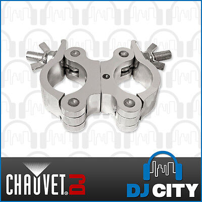 Chauvet DJ CLP-25 Truss Rigging Dual Clamp for Right Angle Truss Mounting 400kg