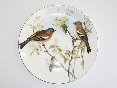 "Coalport Compton and Woodhouse Collectors Plate.""The Chaffinch""."