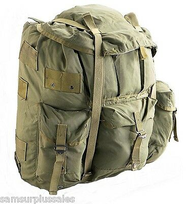 US Military Large ALICE Backpack * Field Pack Rucksack * OD Green Pack only