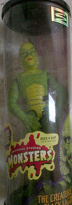 """UNIVERSAL STUDIOS MONSTERS """"""""CREATURE FROM THE BLACK LAGOON"""" 12 INCH DOLL 1998"""
