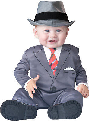 Costume Carnevale Baby Business Incharacter 0-24M Carnival Costume 16021