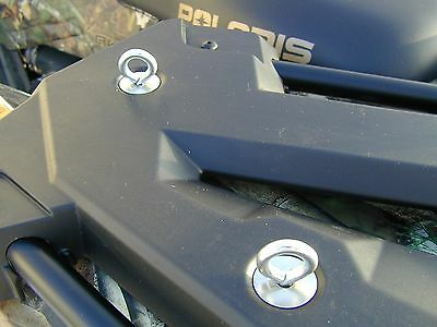 ACE ATV SS Polaris Lock /& Ride Lock and Ride Type Tie Down: Sportsman RZR 6