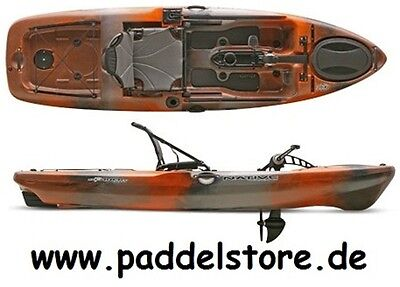 Slayer 10 Propel Native Watercraft Kajak  Angelkajak Kanu Angler fishing kayak