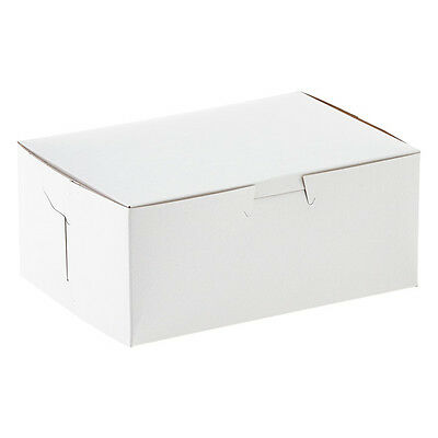 50 Bakery Pastries Cookies  White Board  Box 8 x 5 x 3