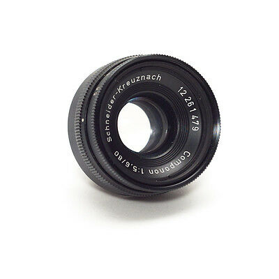 Schneider Kreuznach Componon 80mm F5.6 Enlarger lens for 6x6 medium format