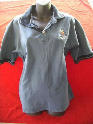 Sydney 2000 Olympics Isc Polo Shirt In Great Condition Size S