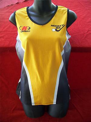 Hockey Wa Jersey In Great Condition(6 Ahrens) Size M