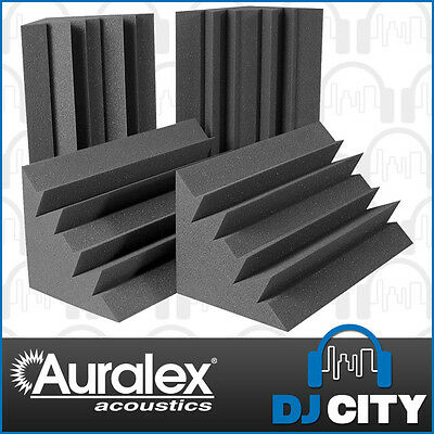 Auralex Acoustics Bass Traps - Fit perfectly into corners - DJ City