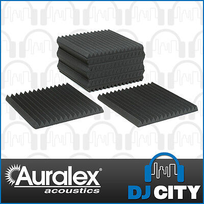 2SF22CHA Auralex Acoustic Studio Wedge Foam Panel - 12 Pack