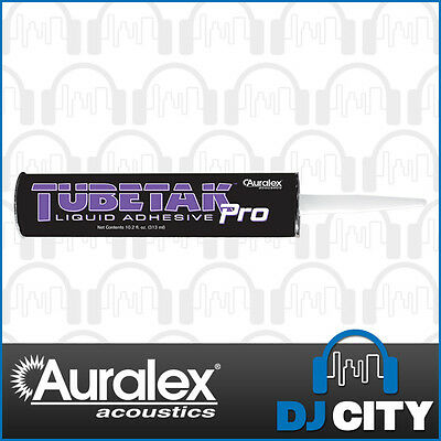 Auralex Acoustics Tubetak is a safe to use liquid adhesive designed specifica...